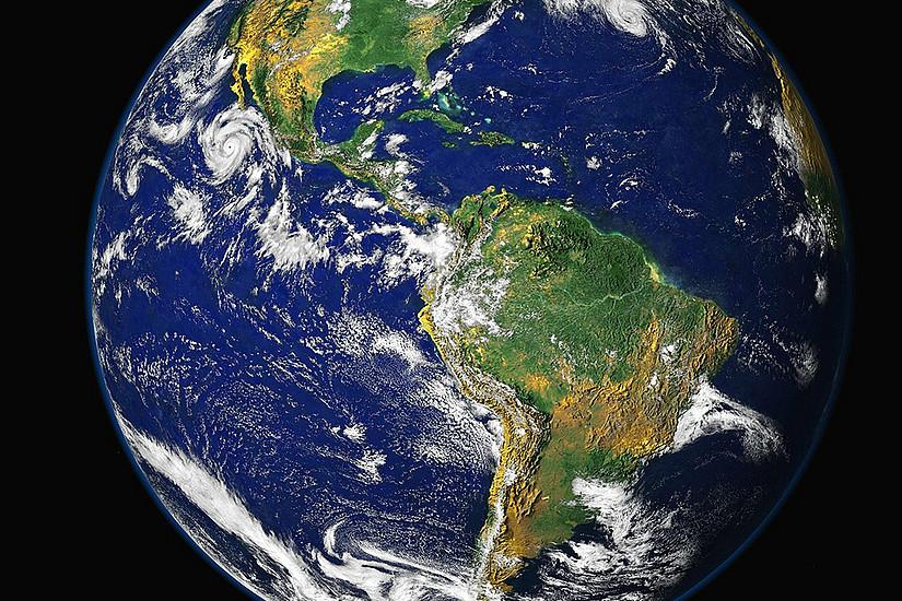 Am 22. April ist Tag der Erde. Um sie ist es aufgrund des Klimawandels allerdings schlecht bestellt. Schafft Österreich es, bis 2040 klimaneutral zu werden? Was dazu notwendig wäre, erklärt der Ökonom Karl Steininger. Foto: pixabay.com