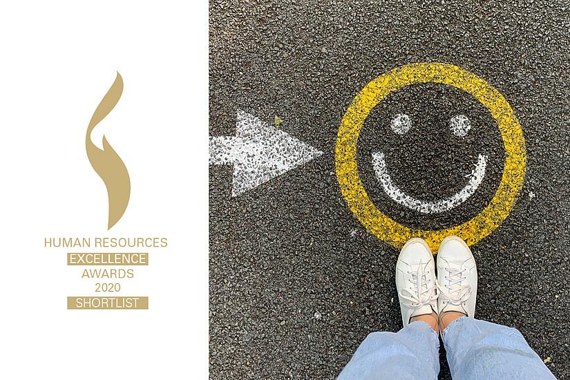 UNI for LIFE auf der Shortlist des HR Excellence Awards 2020