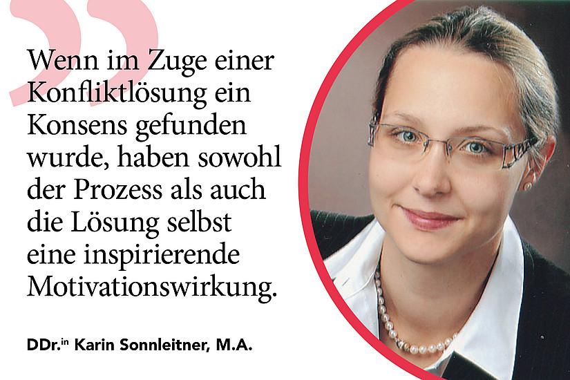 Sonnleitner Statement - Mediation