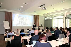 Foto: Uni Graz/Habilitationsforum