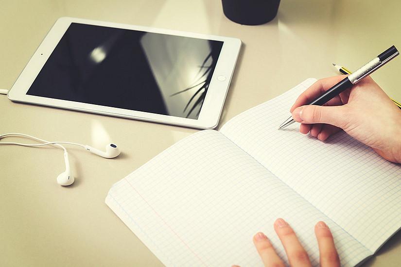 Prüfungen von zu Hause aus: die Universität Graz hat neue Beurteilungskriterien festgelegt. Foto: Pixabay