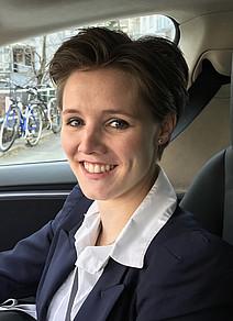 BA. MA. Mailina Petritsch