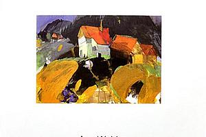 Buchcover: Grenzland – Brettschuhs Annäherung an die Landschaft