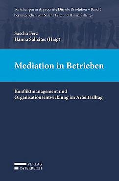 Cover: Mediation in Betrieben