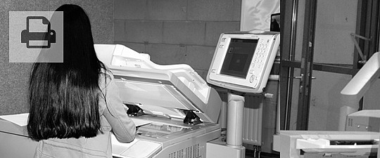 Printing, scanning and copying