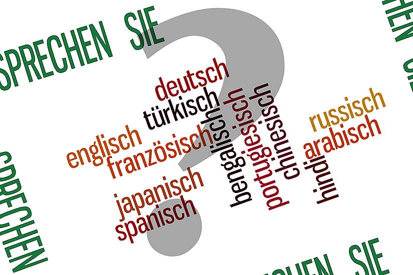 Ein Sprachkurs erlaubt es uns auch, in andere Welten einzutauchen - im Sommersemester finden die Kurse an der Uni Graz online statt. Foto: Gerd Altmann/pixelio.de
