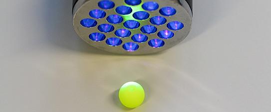 Fotoarchiv OLG, Makro, Physiklabor, UV-Licht, Vernstaltung, Zubehör Physiklabor