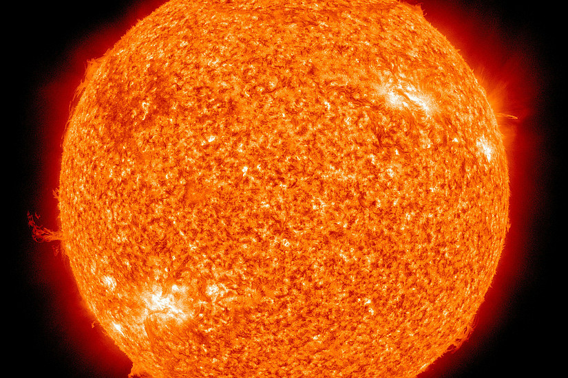 Bei koronalen Massenauswürfen werden riesige Wolken von magnetisiertem Sonnenplasma in den interplanetaren Raum geschleudert. Foto: pixabay