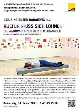 Mladen Stilinović, Artist at Work Again, 2011. At Ludwig Museum, Budapest, 2011. Photo: Boris Cvjetanovic.