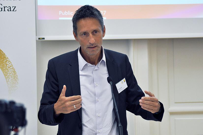 Business Brunch: Randolf Scholz über die Bedeutsamkeit des Lernwillens