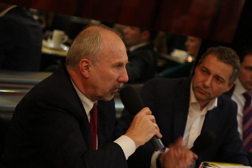 Nowotny: Die Realwirtschaft ist noch nicht über dem Berg.