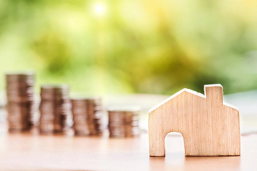 Eine neue Methode soll Immobilienpreise in der Inflationsrate exakt abbilden. Wenn Zentralbanken besser auf boomende Preise reagieren könnten, wäre das unkontrollierte Platzen einer Immobilienblase vermeidbar. Foto: nattanan23/pixabay.com