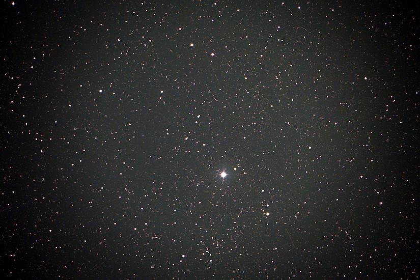Sternstunde: Die Aufnahme von Arnold Hanslmeier wurde in die Space Weather Gallery aufgenommen. Foto: Uni Graz/Hanslmeier