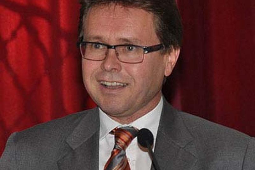 Vizerektor Martin Polaschek