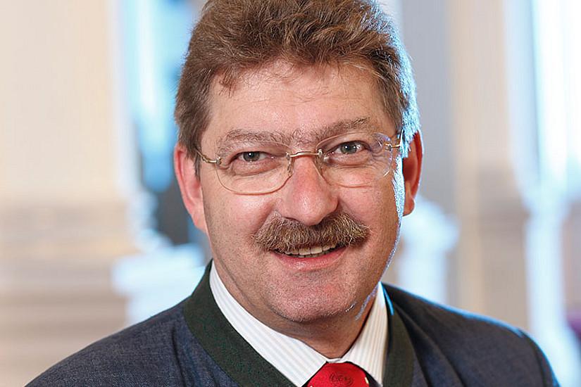 Peter Scherrer. Foto: Frankl