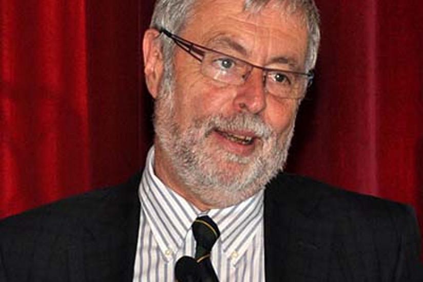 Dekan Helmut Konrad