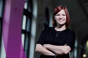 Lisa Schantl Foto:Uni Graz/ Kanizaj