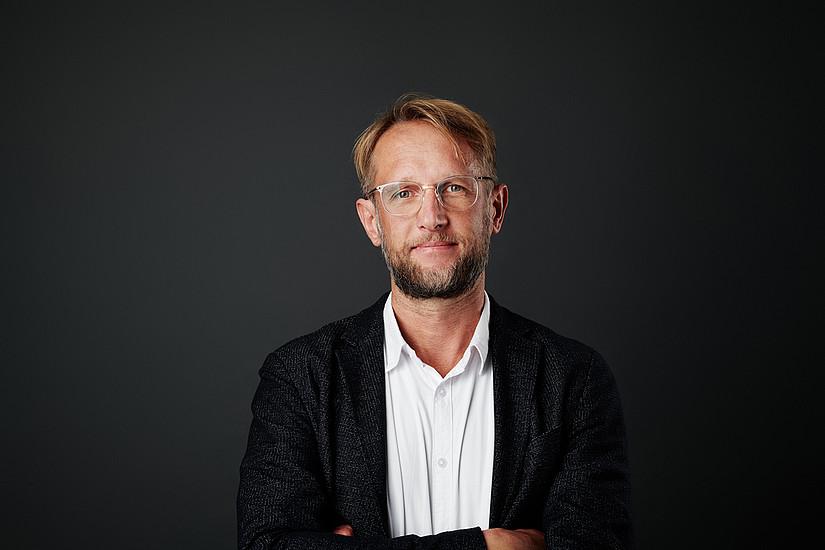 Christian Heuer lehrt und forscht seit dem Wintersemester an der Uni Graz . Foto: Heuer