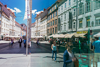 Herrengasse, Graz Tourismus - Harry Schiffer