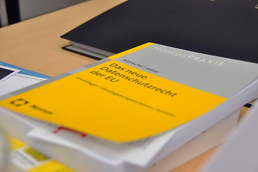 Datenschutzrecht Buch