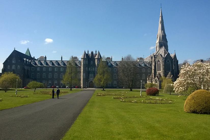 Regina Kern hat es für vier Monate nach Irland verschlagen. Dort studierte sie im Rahmen von erasmus+ an der NUIM, einer Universität in Maynooth, rund 30 Außerhalb von Dublin. Foto: Regina Kern.