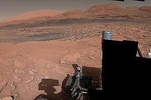 """Die Marsmissionen sind Thema des ersten Vortrags im Rahmen von """"Facetten der Physik"""" am 20. Oktober. Foto: NASA"""