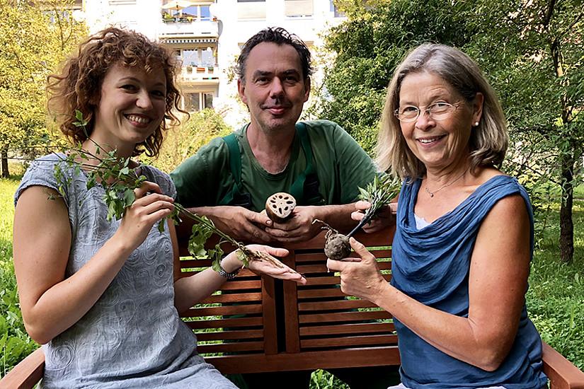 Kathleen Grüner, Rene Michalski und Ursula Brosch (v. l.) haben ein interessantes Programm zusammengestellt.