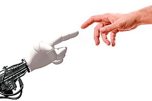 Der Innovationsschub werde zu neuartigen, ideenreichen Jobs führen, aber wohl kaum zu einer großen Zahl zusätzlicher Stellen, meint Wirtschaftsinformatiker Stefan Thalmann. Foto: Rodrigo Joaquin Mba Mikue auf Pixabay