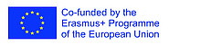 Logo Cofunded by the European Union Erasmus+