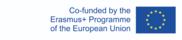 Logo: Gefördert von der Europäischen Union Erasmus+