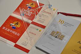 Programme, Jubiläumsbuch & Maske