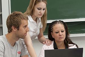 Service-Learning: Studierende erarbeiten Konzepte für soziale Einrichtungen Foto: Lunghammer