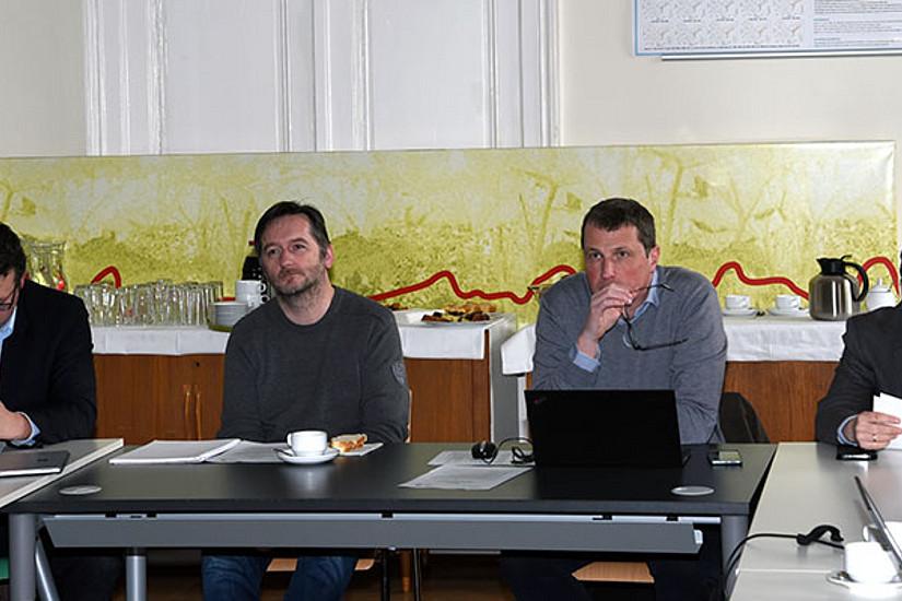 Die Vernetzung fördert die Auseinandersetzung mit wichtigen Zukunftsthemen in Österreich.