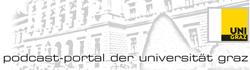 Podcast-Portal der Universität Graz