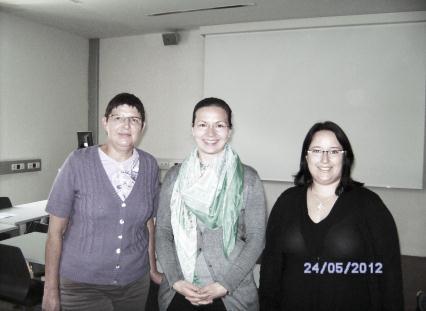 Dr. Christine Kapper, MMag. Alexandra Dorfer-Novak und MMag. Elke Lackner (von li. nach re.)