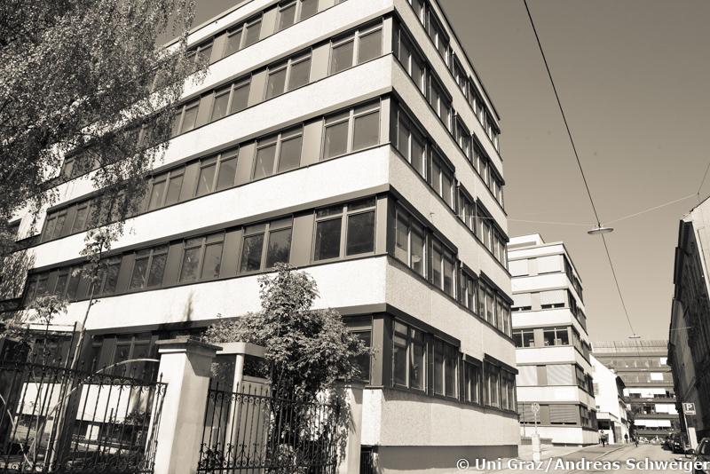 Ares Gebäude