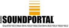"""Auf <a href=""""http://www.soundportal.at"""">Radio Soundportal</a> sind die Webradio-Beiträge täglich einmal vormittags und einmal nachmittags zu hören."""