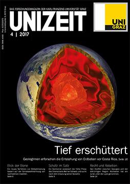 Cover Unizeit 4/2017