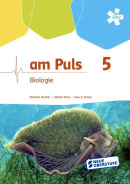"Cover des Schulbuchs ""am Puls Biologie 5"". Foto: öbv"