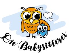 Logo Die Babysitterei