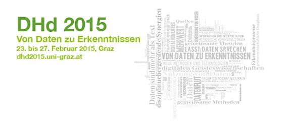 DHd 2015 Logo